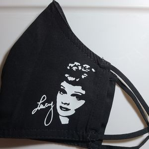 I love lucy Adult Mask